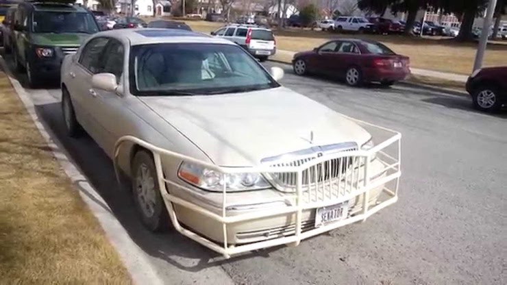Lincoln DIY grille