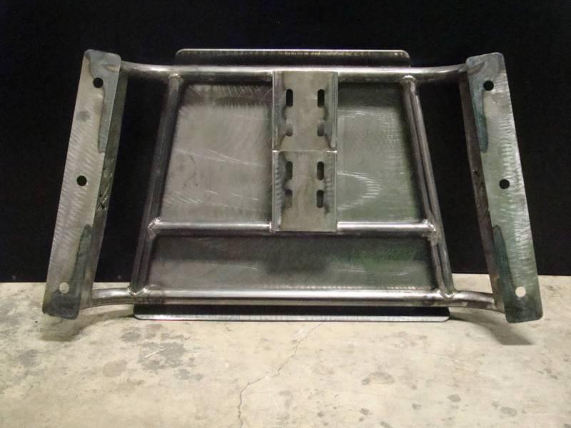TJ Skid Plate TDK Frame Only