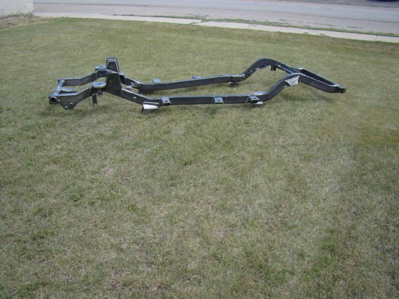 Tj Wrangler Jeep Frame 1997 2002 Throttle Down Kustoms