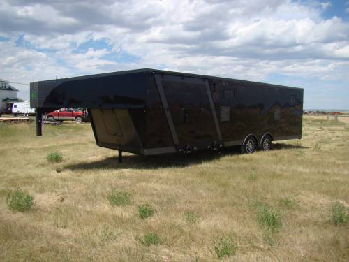 Custom Fab  - Avalanche Trailers by TDK
