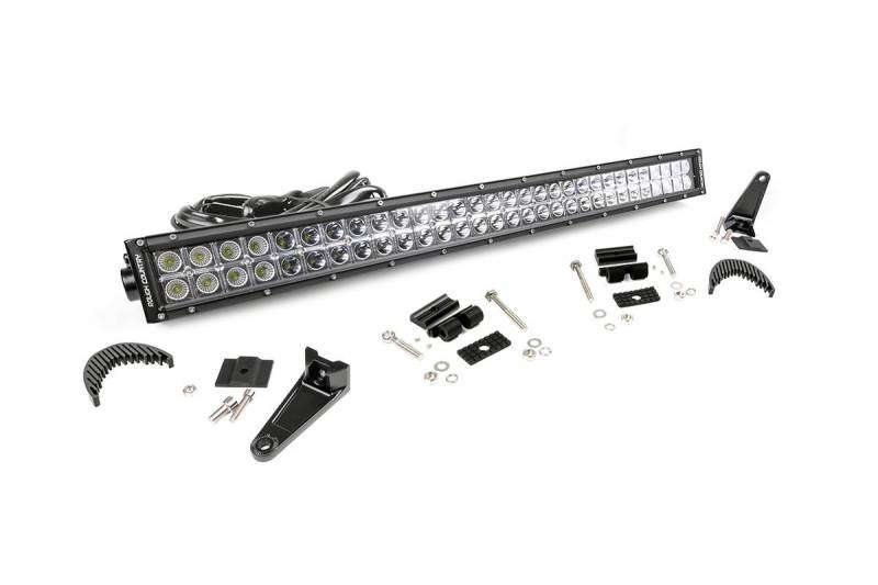 Rough country 30 led light bar rough country rough country 30 led light bar aloadofball