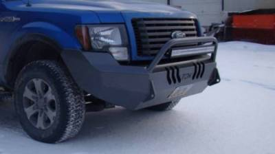 Throttle Down Kustoms - 2009-2014 Ford F150 Push Bar