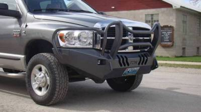 Throttle Down Kustoms - 2006-2009 Dodge HD Mayhem