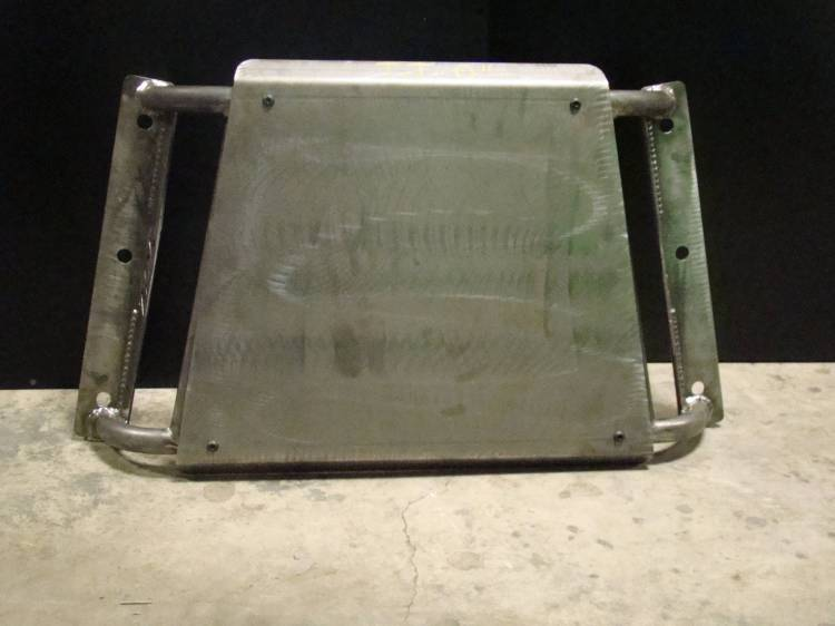 Throttle Down Kustoms - TJ 1997-2002 Factory Frame Skid Plate