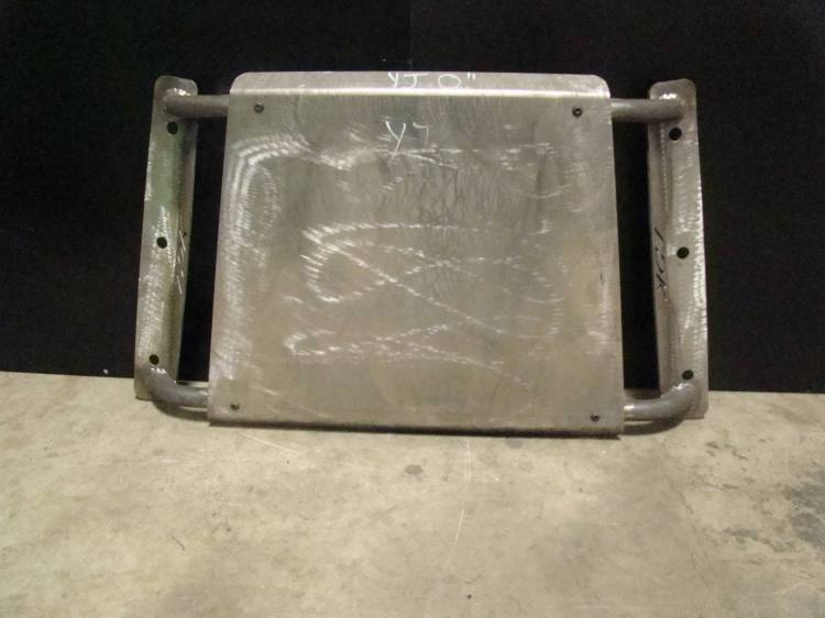 Throttle Down Kustoms - YJ Skid Plate