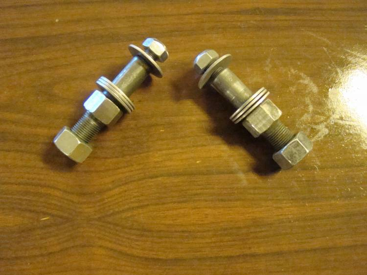 Throttle Down Kustoms - Shock Studs Set of 2