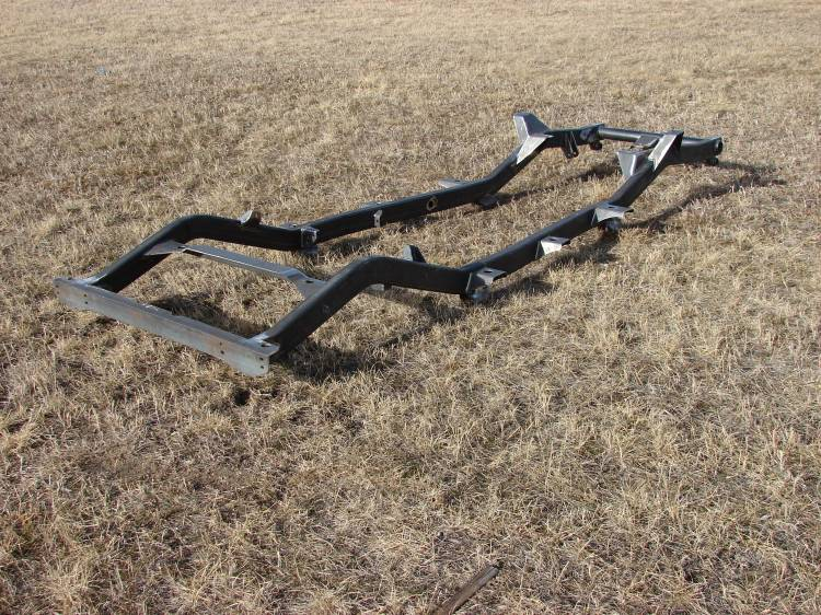 Throttle Down Kustoms - YJ Jeep Frame 1987-1995
