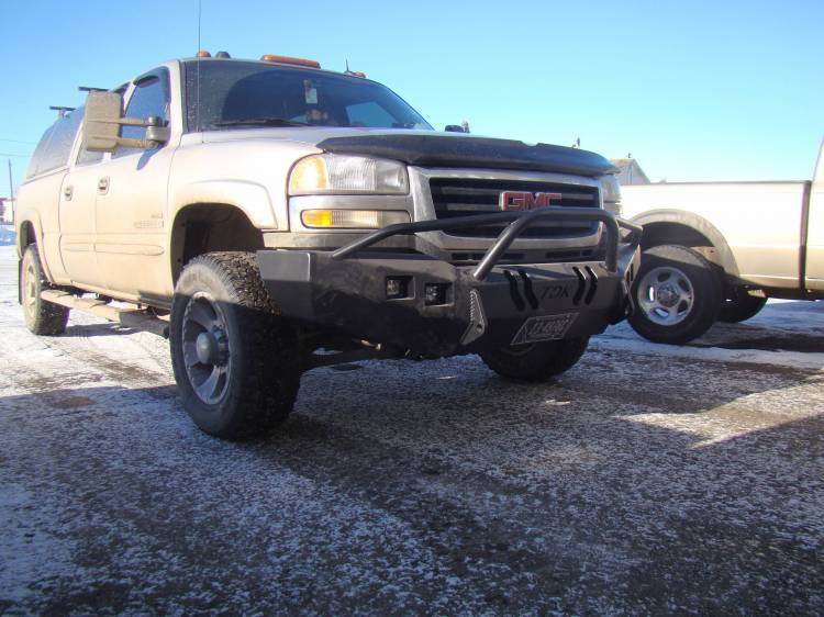 Throttle Down Kustoms - 2003-2006 GMC Prerunner