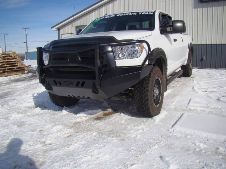 Throttle Down Kustoms - 2007-2013 Toyota Tundra Mayhem