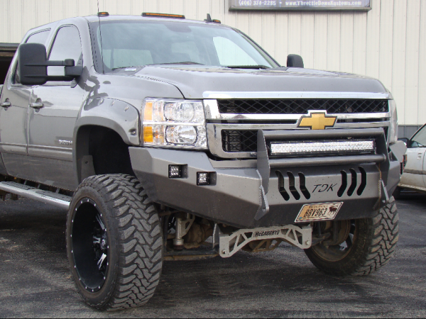 Chevy Brush Guard