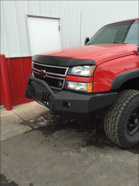 Chevy Push Bar