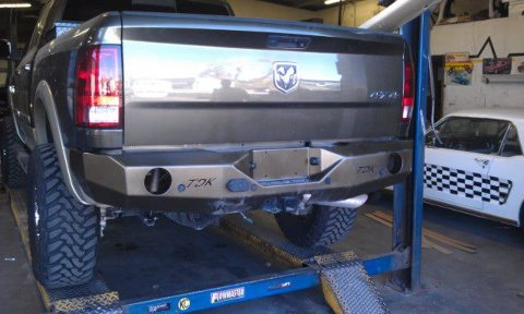 Dodge Rear Bumpers
