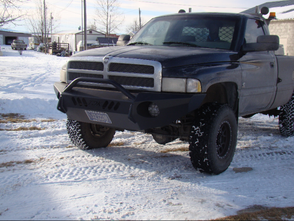 Dodge Push Bar