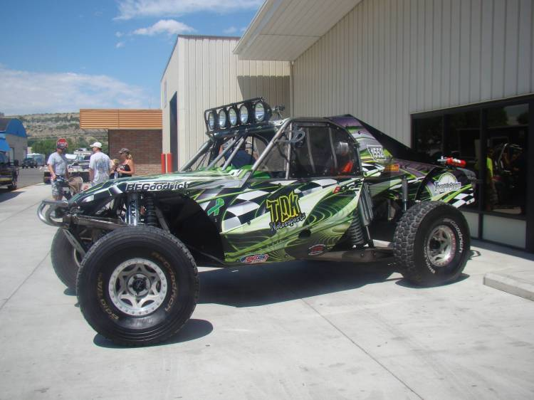 Throttle Down Kustoms - Truggy