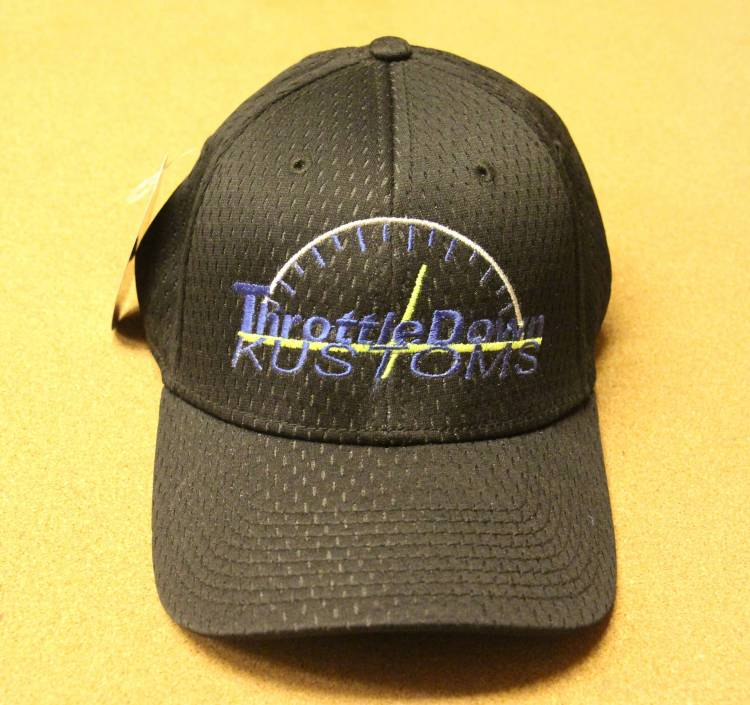 Throttle Down Kustoms - TDK Ball Cap