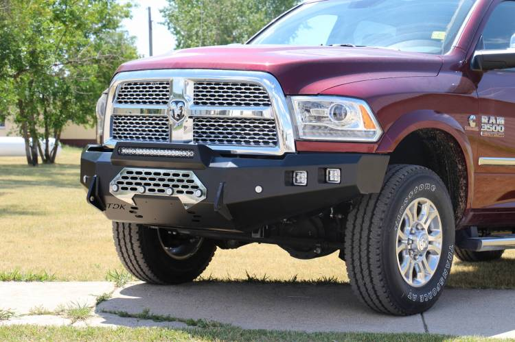 Throttle Down Kustoms - 2010-2018 Dodge/Ram 2500/3500/4500/5500 Cyclone