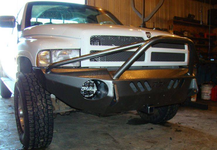 Throttle Down Kustoms - 1994-2002 Dodge HD Prerunner
