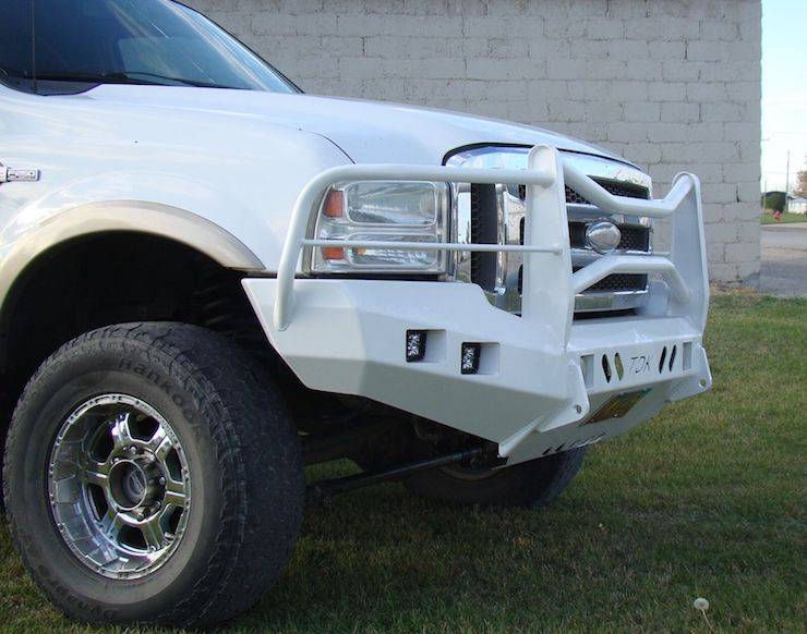 Throttle Down Kustoms - 2005-2007 Ford Super Duty Mayhem