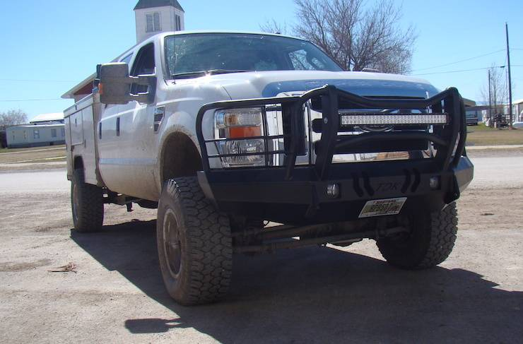 Throttle Down Kustoms - 2008-2010 Ford Super Duty Mayhem