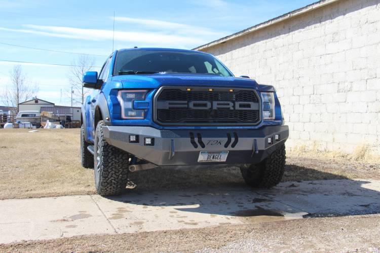 Throttle Down Kustoms - 2015-2019 Ford Raptor Bumper