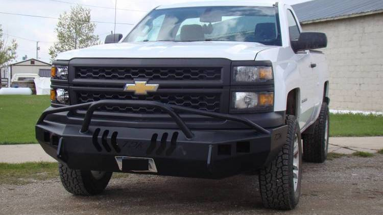 Throttle Down Kustoms - 2014-2015 Chevrolet 1500 Prerunner
