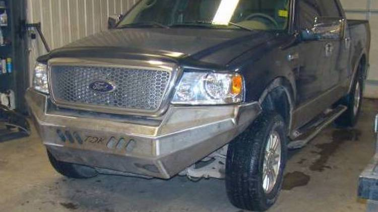 Throttle Down Kustoms - 2005-2008 Ford F150 Bumper