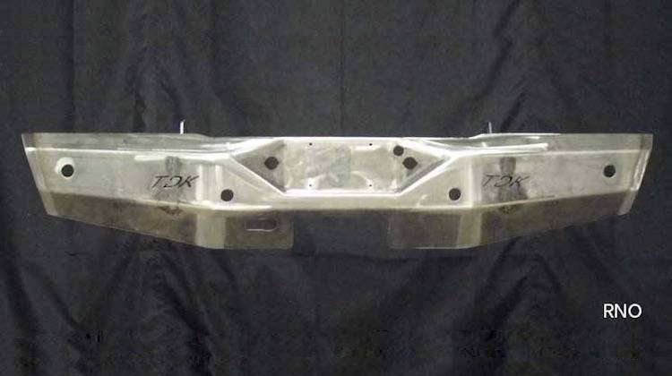 Throttle Down Kustoms - 2005-2008 Ford F150 Rear Bumper