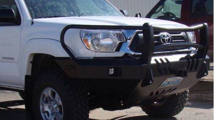 Throttle Down Kustoms - 2012-2015 Toyota Tacoma Mayhem