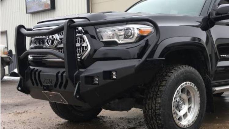 Throttle Down Kustoms - 2016-2019 Toyota Tacoma Mayhem