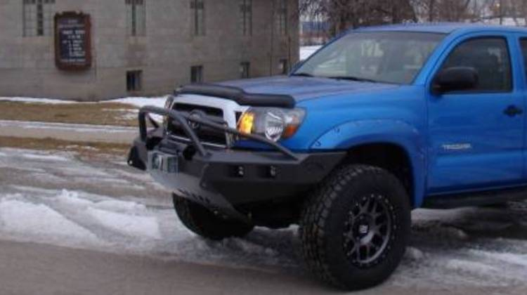 Throttle Down Kustoms - 2006-2011 Toyota Tacoma Prerunner
