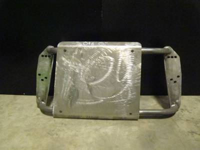 Skid Plates - CJ 1976-1979 - Throttle Down Kustoms - 1976-1979 CJ Skid Plate