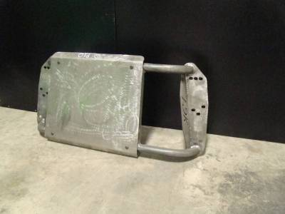 Throttle Down Kustoms - 1976-1979 CJ Skid Plate - Image 2