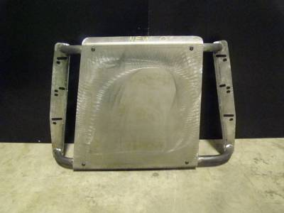 Throttle Down Kustoms - 1980-1986 CJ Skid Plate