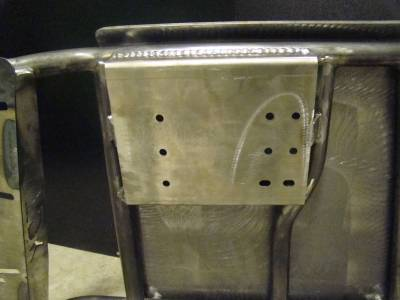 Throttle Down Kustoms - 1980-1986 CJ Skid Plate - Image 5