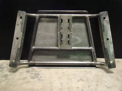 Throttle Down Kustoms - TJ 1997-2002 Factory Frame Skid Plate - Image 4