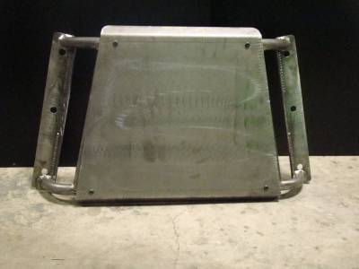 Skid Plates - Throttle Down Kustoms - TJ Skid Plate TDK Frame Only