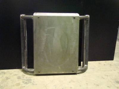 Skid Plates - Universal CJ 1945-1975  - Throttle Down Kustoms - Universal Skid Plate