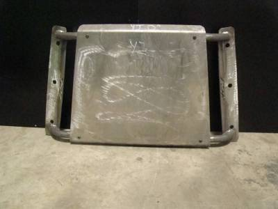 Skid Plates - YJ 1987-1995 - Throttle Down Kustoms - YJ Skid Plate