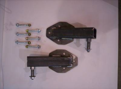 Throttle Down Kustoms - Bolt on Shock Towers Tall - Image 2