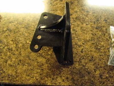 CJ - CJ Frame Parts - Throttle Down Kustoms - CJ Heavy Duty Steering Box Bracket
