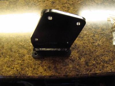 Throttle Down Kustoms - CJ Heavy Duty Steering Box Bracket - Image 3