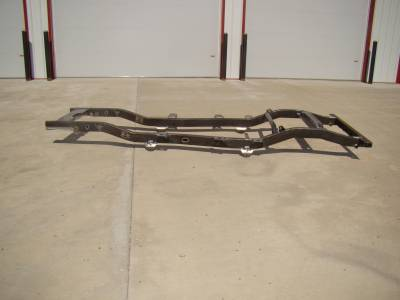 Throttle Down Kustoms - CJ5 Jeep Frame 1976-1983 - Image 8