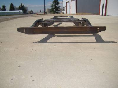 Throttle Down Kustoms - CJ5 Jeep Frame 1976-1983 - Image 9