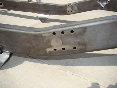 Throttle Down Kustoms - CJ7 Jeep Frame 1976-1986 - Image 7