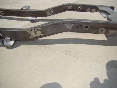 Throttle Down Kustoms - CJ7 Jeep Frame 1976-1986 - Image 6