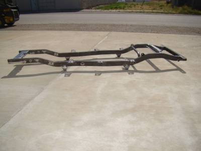 Throttle Down Kustoms - CJ7 Jeep Frame 1976-1986 - Image 15