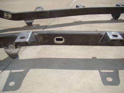 Throttle Down Kustoms - CJ7 Jeep Frame 1976-1986 - Image 2