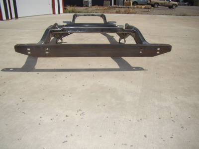 Throttle Down Kustoms - CJ7 Jeep Frame 1976-1986 - Image 17