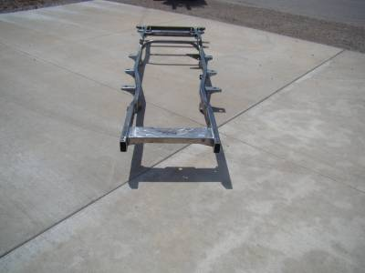 Throttle Down Kustoms - CJ8 Jeep Frame 1981-1986 - Image 2