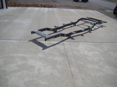 Throttle Down Kustoms - CJ8 Jeep Frame 1981-1986 - Image 3